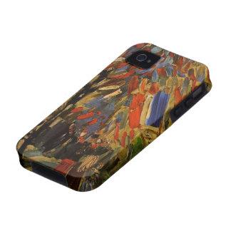 Van Gogh; 14to de la celebración de julio en París iPhone 4 Carcasas