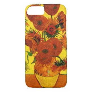 Van Gogh 15 Sunflowers iPhone 7 Case
