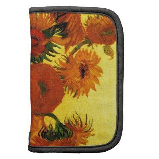 Van Gogh 15 Sunflowers Planner