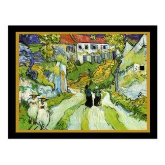 Van Gogh Aivgne Postcard
