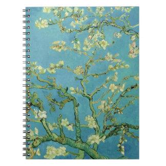 Van Gogh | Almond Blossom | 1890 Notebook