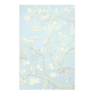 Van Gogh   Almond Blossom   1890 Stationery