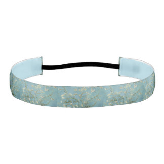 Van Gogh Almond blossom Athletic Headband