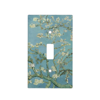 Van Gogh Almond blossom Light Switch Cover