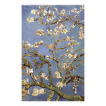 Van Gogh Almond Blossom Stationery