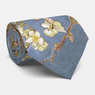 Van Gogh Almond Blossom Tie