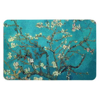 Van Gogh Almond Blossoms Magnet