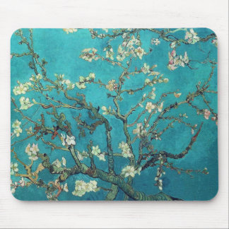 Van Gogh Almond Blossoms Mouse Pad