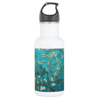 Van Gogh Almond Blossoms Stainless Steel Water Bottle