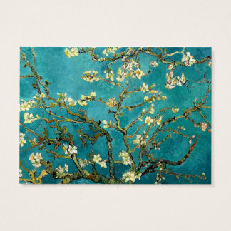 Van Gogh Almond Blossoms Tree Business Card