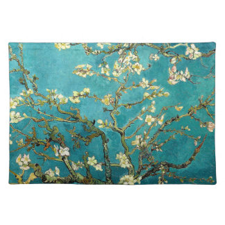 Van Gogh Almond Blossoms Tree Placemat