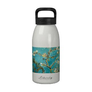 Van Gogh Almond Blossoms Tree Reusable Water Bottles