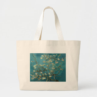 Van Gogh Almond Branches in Bloom Canvas Bags