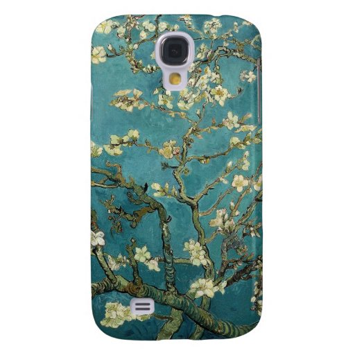 Van Gogh Almond Branches In Bloom Galaxy S4 Covers