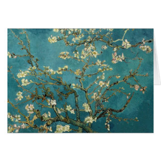 Van Gogh Almond Branches in Bloom Greeting Card