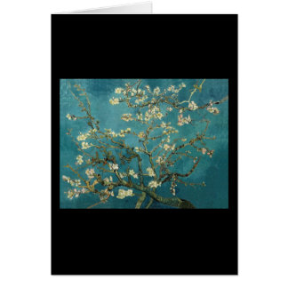Van Gogh Almond Branches in Bloom Greeting Cards