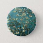 Van Gogh Almond Branches In Bloom Pinback Button
