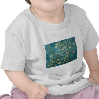 Van Gogh Almond Branches in Bloom T-shirts