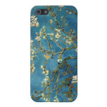 Van Gogh Almond Branches in Blossom iPhone 5 Covers