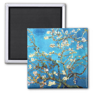 Van Gogh Almond Branches Post-Impressionism Magnets