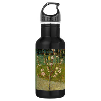 Van Gogh Almond tree blossom Water Bottle