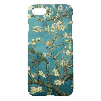 Van Gogh - árbol de almendra floreciente Funda Para iPhone 7