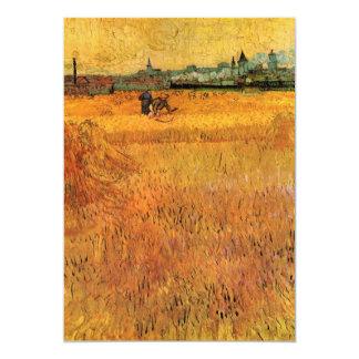 Van Gogh Arles: Visión desde los campos de trigo