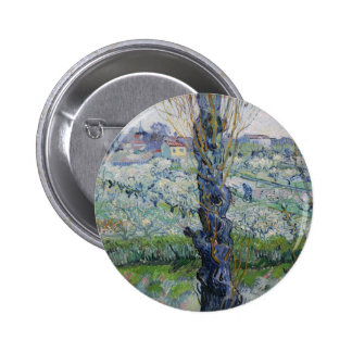 Van Gogh Art Pin