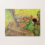 van Gogh-Aumentar de Lazarus después del rompecabe Rompecabezas Con Fotos