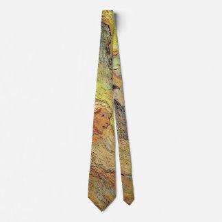 Van Gogh; Aumento de Lazarus, religión del vintage Corbatas Personalizadas