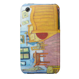 Van Gogh Bedroom Arles iPhone 3 Barely There Case-Mate iPhone 3 Case