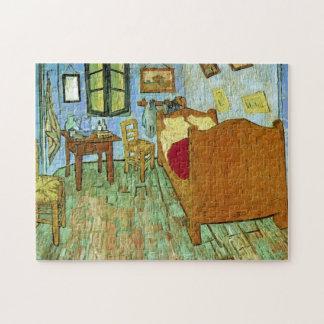 Van Gogh Bedroom (F484) Fine Art Jigsaw Puzzles