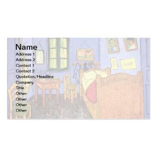 Van Gogh - Bedroom In Arles Business Card