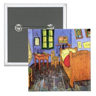 Van Gogh - Bedroom In Arles Button