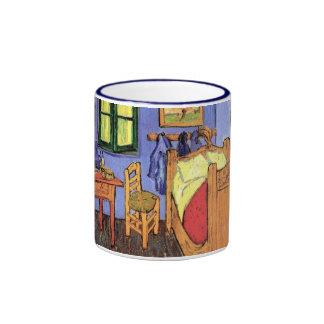 Van Gogh - Bedroom In Arles Ringer Mug