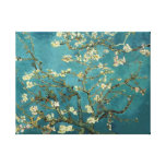 Van Gogh Blossoming Almond Tree Canvas Gallery Wrapped Canvas