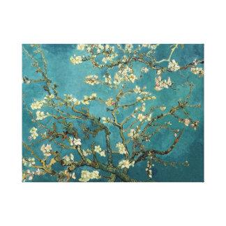 Van Gogh Blossoming Almond Tree Canvas