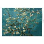 Van Gogh Blossoming Almond Tree Card