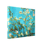 Van Gogh Blossoming Almond Tree (F671) Fine Art Gallery Wrapped Canvas