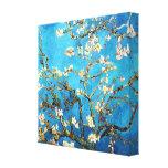 Van Gogh Blossoming Almond Tree (F671) Fine Art Canvas Print