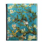 Van Gogh Blossoming Almond Tree (F671) Fine Art iPad Cases