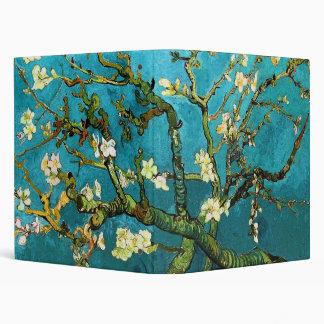 Van Gogh Blossoming Almond Tree Fine Art Binder