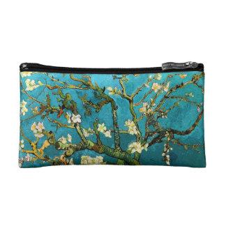 Van Gogh Blossoming Almond Tree Fine Art Makeup Bag