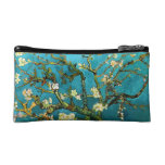 Van Gogh Blossoming Almond Tree Fine Art Makeup Bags