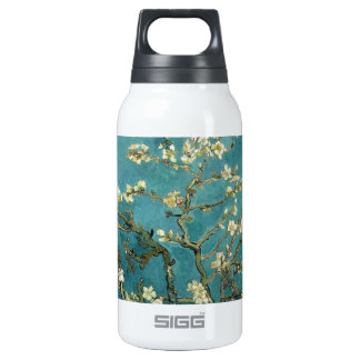 Van Gogh - Blossoming Almond Tree Insulated Water Bottle