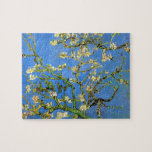 Van Gogh - Blossoming Almond Tree Puzzles
