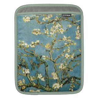 Van Gogh Blossoming Almond Tree Vintage Art Sleeve For iPads