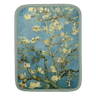 Van Gogh Blossoming Almond Tree Vintage Art Sleeves For iPads