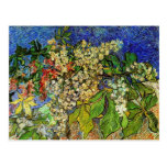 Van Gogh Blossoming Chestnut Branches (F727) Post Cards