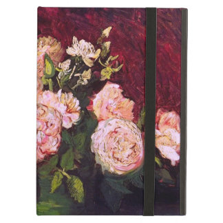 Van Gogh Bowl Peonies & Roses (F249) Fine Art iPad Case